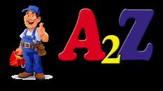 logo for appliance-repairs-birmingham-alabama with cartoon man